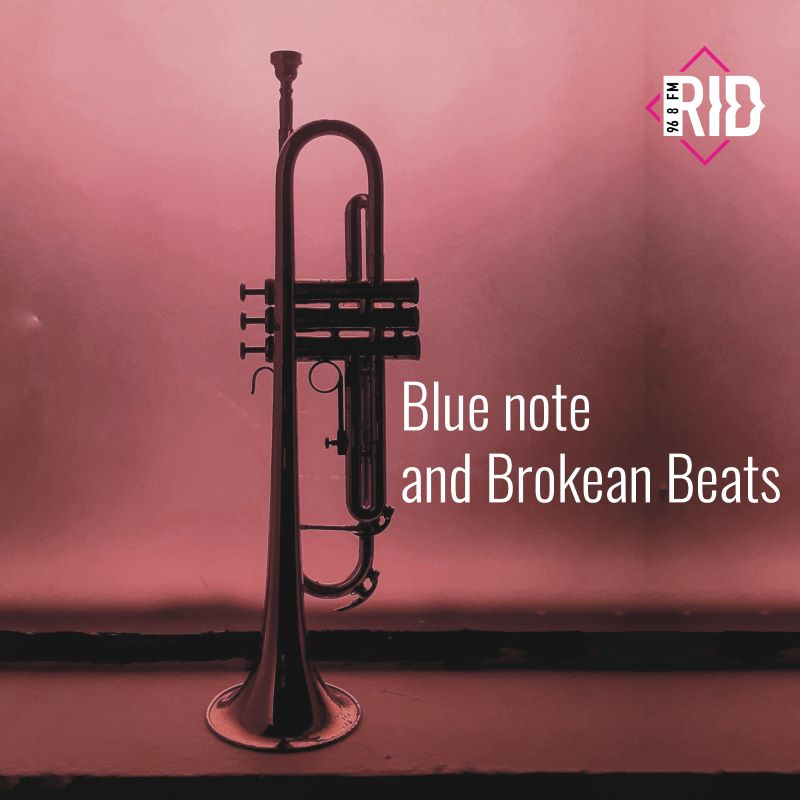 Blue note and Brokean Beats